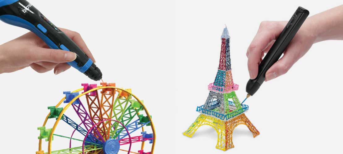 3D Στυλό Εκτύπωσης & Εκτυπωτές