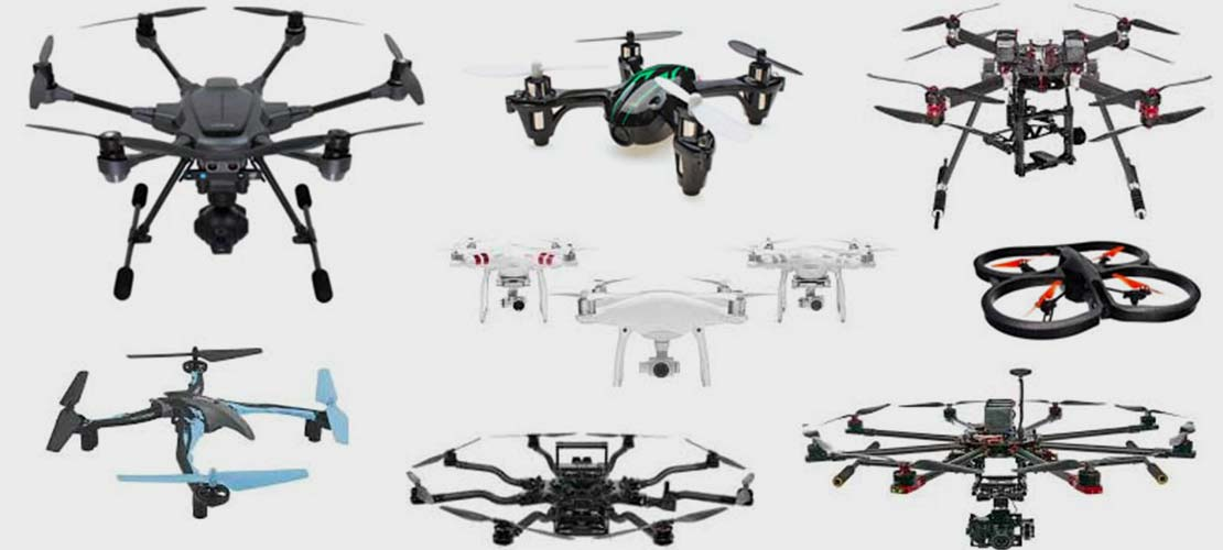 Drones & Έξυπνα Οχήματα