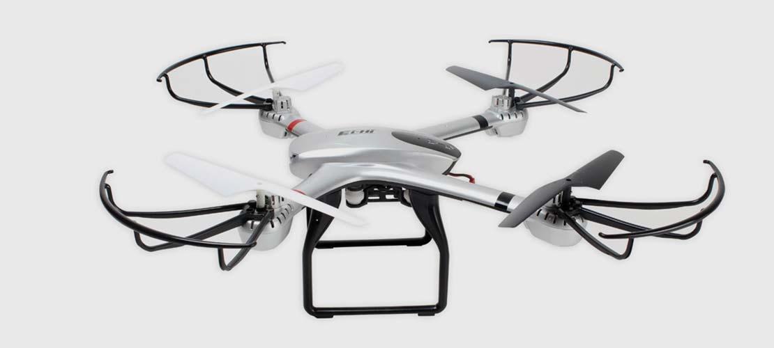 Τετρακόπτερα Drones