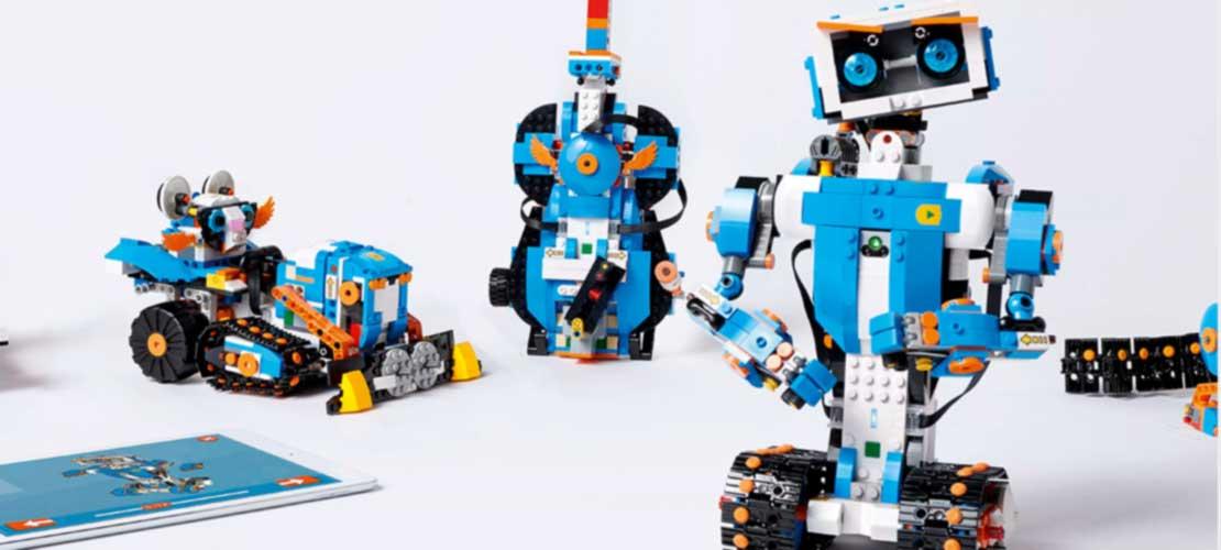 Παιχνίδια Ρομπότ