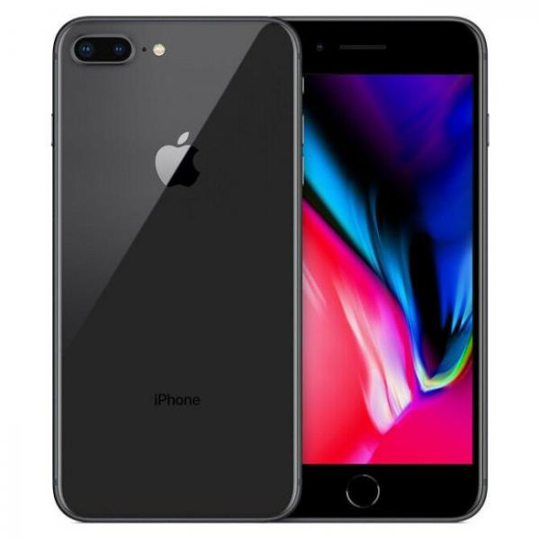Apple iPhone 8 Plus 256 ανακατασκευασμένο γκρι