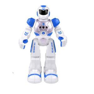 ρομπότ με αισθητήρα χειρονομίας μπλε