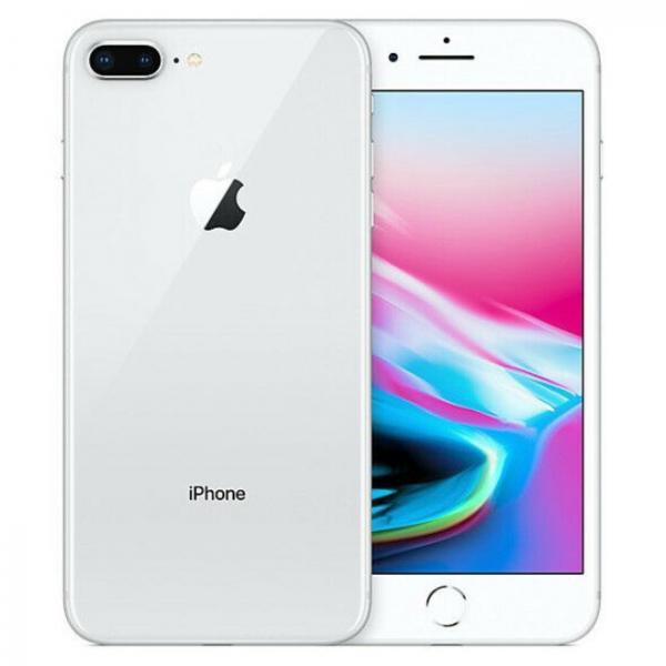 Apple iPhone 8 Plus 256 ανακατασκευασμένο ασημί