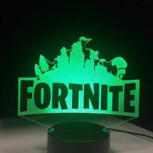 fortnite λάμπα ολόγραμμα πράσινη