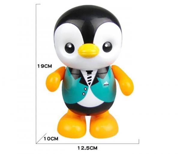 μουσικό παιχνίδι πιγκουίνος διαστάσεις