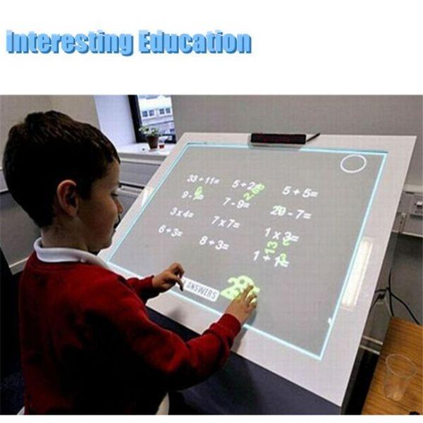 πίνακας αφής διαδραστικός φορητός εκπαιδευτικός