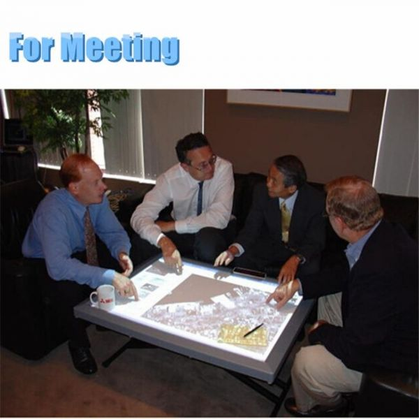 πίνακας αφής διαδραστικός φορητός για συνεδριάσεις