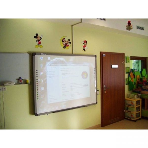διαδραστικός πίνακας πολλαπλής αφής σχολείο