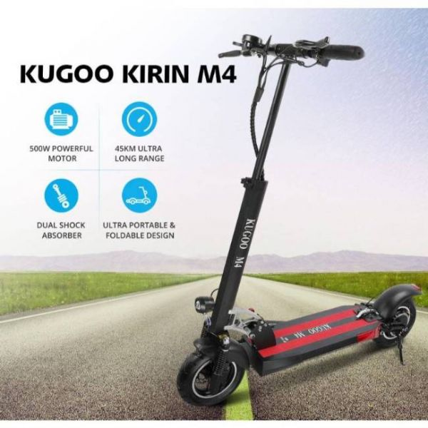 KUGOO M4 Ηλεκτρικό Σκούτερ - προδιαγραφές