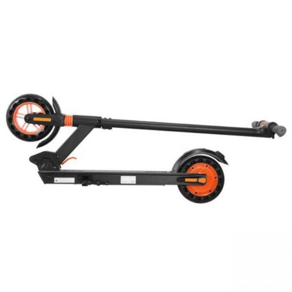 KUGOO S1 Ηλεκτρικό Scooter - εύκολη αναδίπλωση