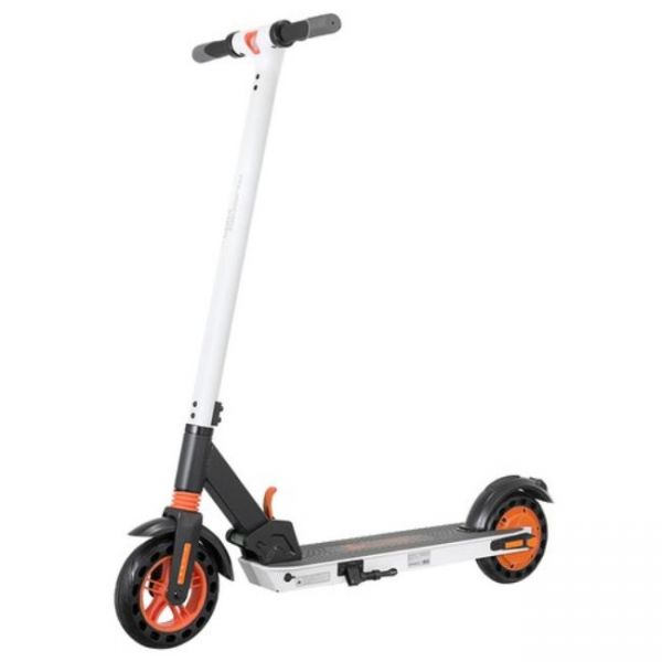 KUGOO S1 Ηλεκτρικό Scooter - λευκή έκδοση