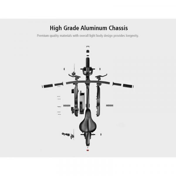 KUGOO B1 Ηλεκτρικό Ποδήλατο -υλικό από αλουμίνιο