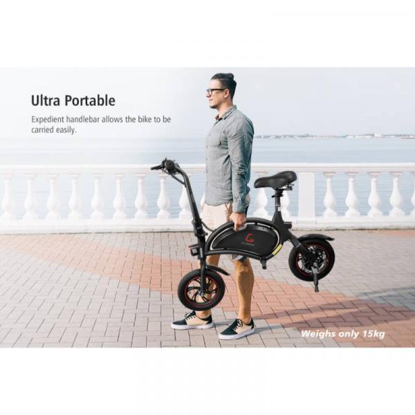 KUGOO B1 Ηλεκτρικό Ποδήλατο - φορητό