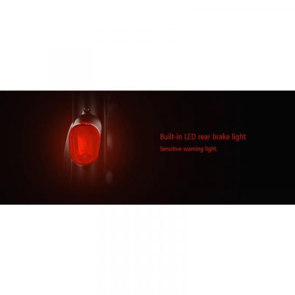 KUGOO B1 Ηλεκτρικό Ποδήλατο - φρένα και φώτα