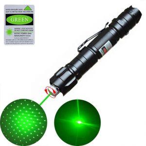 Πράσινος Δείκτης λέιζερ με ακτίνα 10 μιλίων - άποψη του προϊόντος