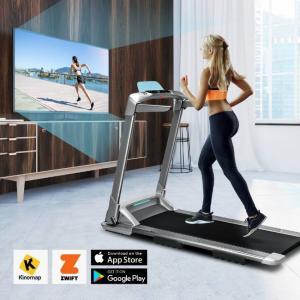 έξυπνος bluetooth διάδρομος γυμναστικής για περπάτημα και τρέξιμο