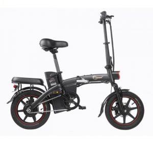 A5 e-bike με μεγάλη απόσταση σε μίλια και εύκολα αναδιπλούμενο