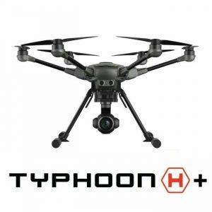 Το Typhoon H plus είναι το καλύτερο επαγγελματικό drone για αεροφωτογράφηση