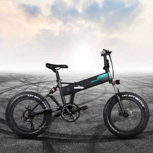 Ηλεκτρικό ποδήλατο Fiido M1 Pro με μεγάλα ελαστικά και μεγάλη απόσταση σε χιλιόμετρα